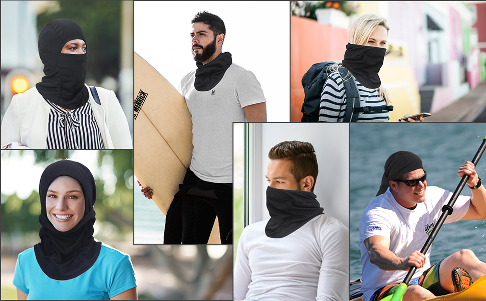 neck uv protection