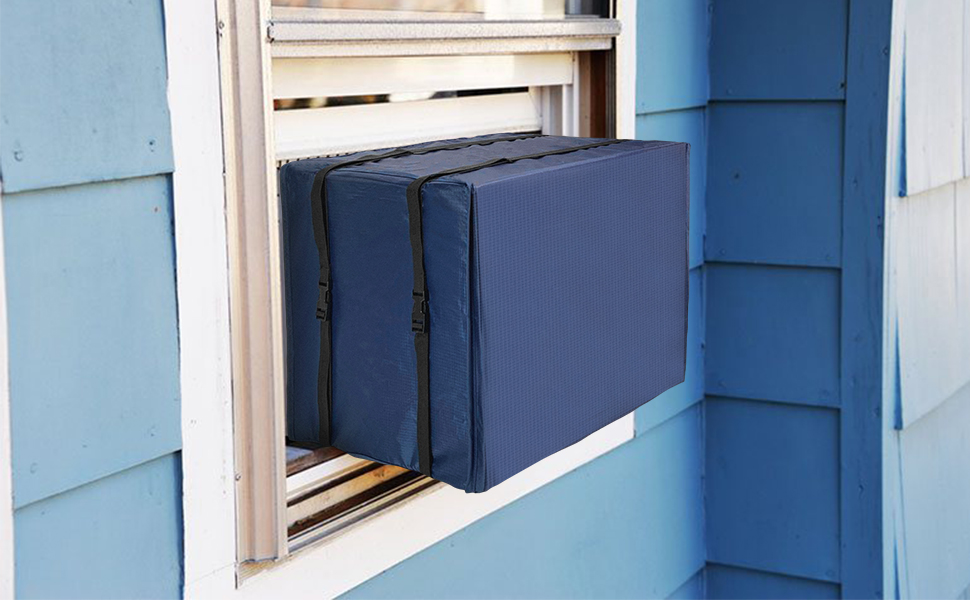 Outdoor Window Air Conditioner Cover Units