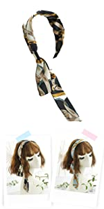 Wide Headbands Knot Turban Headband Hair Band Elastic Hair Accessories for Women and Girls …