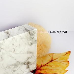 note pads holder cube dispenser stationery gift idea cards dispenser