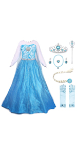 Princess Costume Dress Up