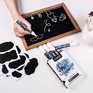 chalkboard markers