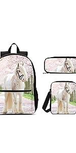 3 Set Backpacks