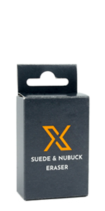 X suede and nubuck eraser
