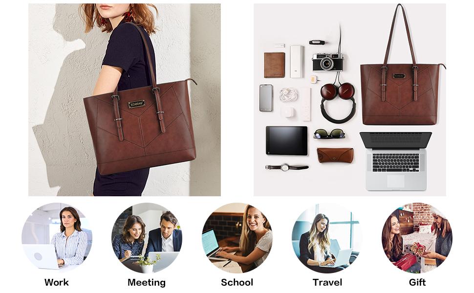 laptop purse