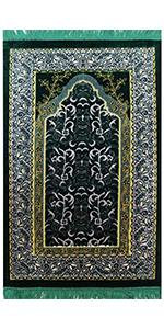 Modefa islamic janamaz sajjadah prayer rug turkish carpet eco velvet
