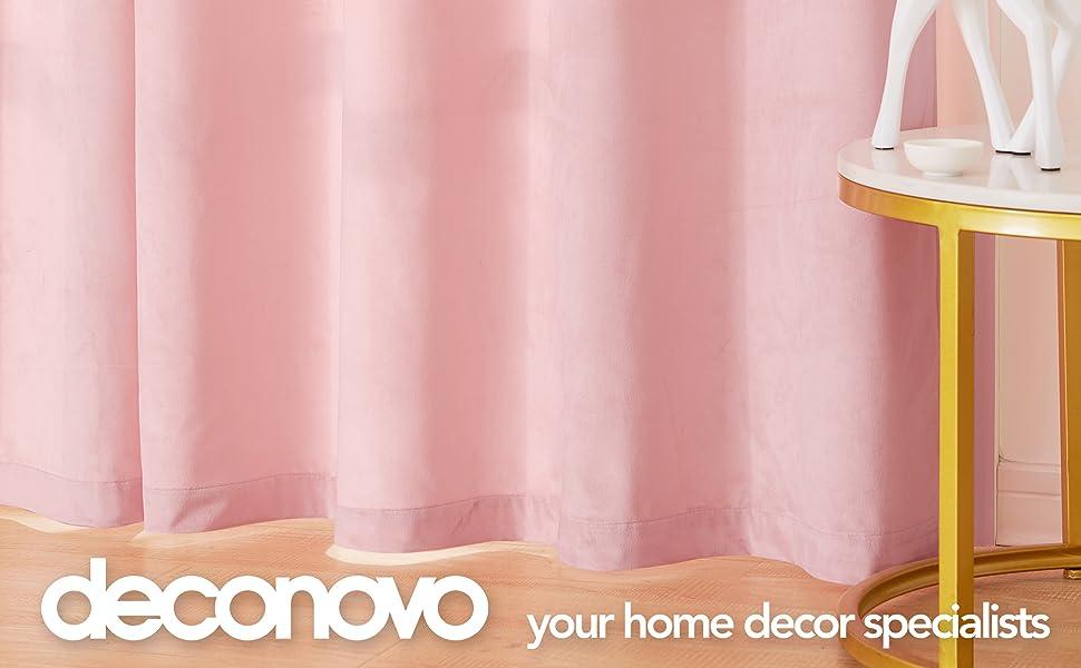 living room curtain panels