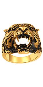 Tiger Rings