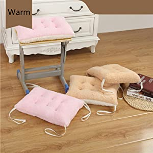 Warm Material Chair Pads
