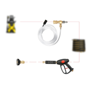 Chemical Injector Kit