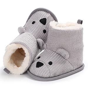Toddler Boy Girl Snow Boots