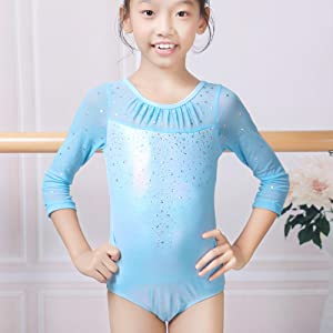 girls gymnastics apparel size 5