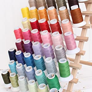 sewing thread colors