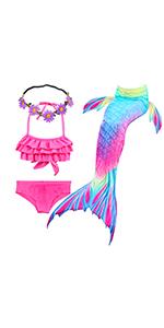 Mermaid Bikini Set