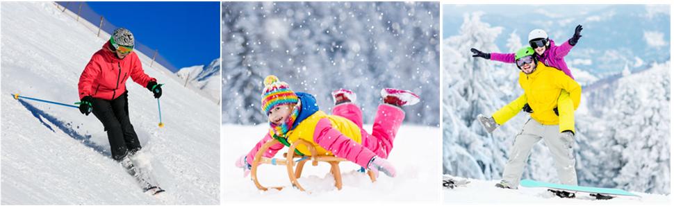 Winter socks for kids women