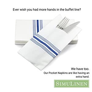 Pocket Napkin