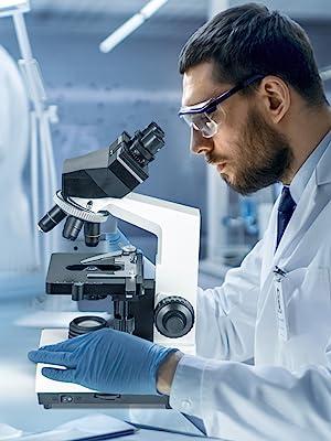lab compound microscope