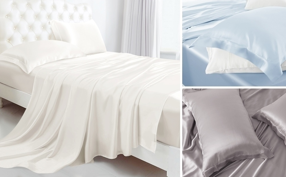 Premium Quality Silk Sheet sets