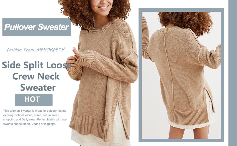 sweater jumper for women