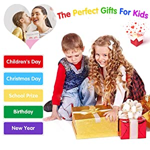 the perfect gift for kids