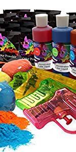 ultimate party birthday color powder kids fun summer activities holi