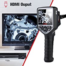 Autel MaxiVideo MV460 Industrial Endoscope 1080P HDMI Video Output