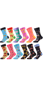 funny fruit socks wecibor luxury socks