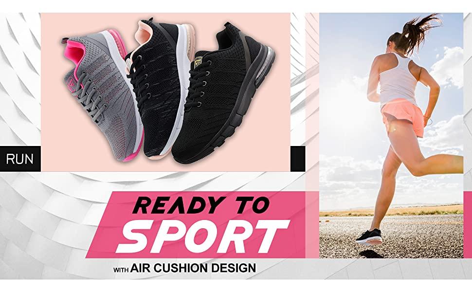 Women Road Running Shoes