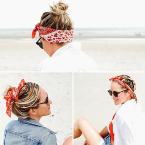 Face Mask Bandanas for Dust, Outdoors, Festivals, Sports Neck Gaiter Headwear