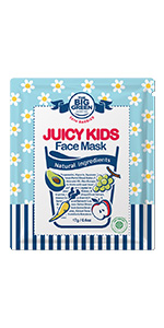 juicy kids mask