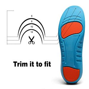 ubuji arch support shoe insert