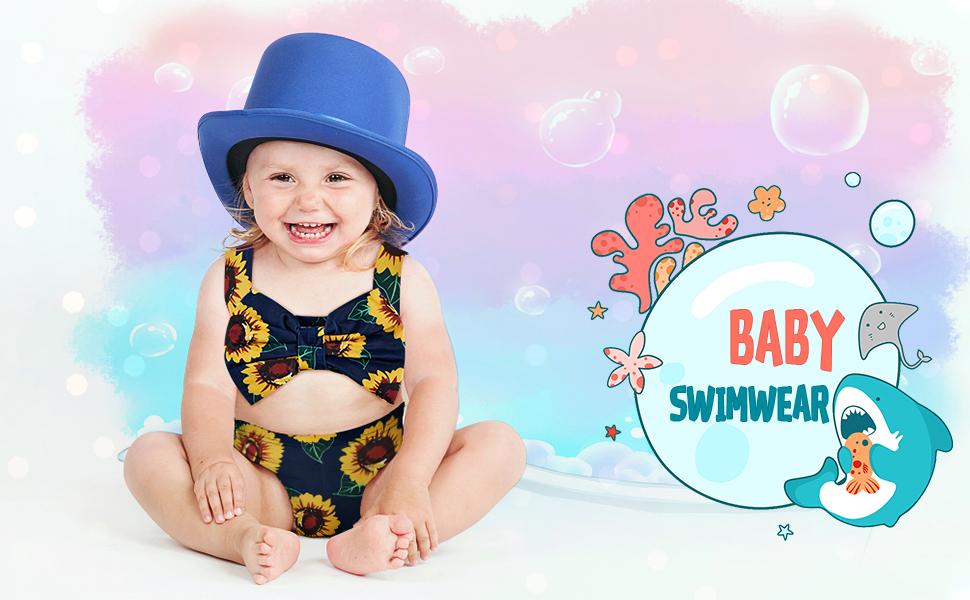 baby girl bikini swimsuits