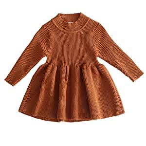 newborn knit dress photography