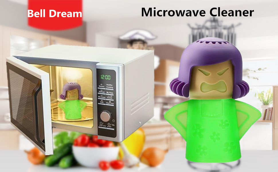 Bell Dream Micowave Cleaner