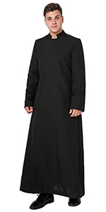 cassock robe