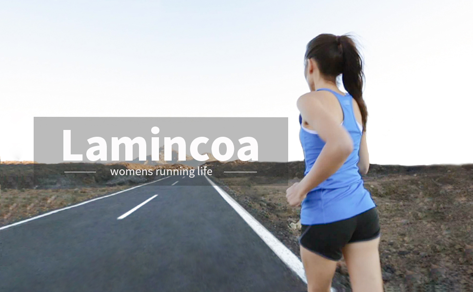 Lamincoa Womens Athletic Running Shoes Air Cushion Mesh Sneakers Lightweight Tennis Sports Breathable Walking Easy Shoes Outdoor