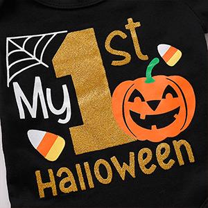 Baby Girls' Skirt Sets baby halloween costumes halloween baby girl baby halloween outfit
