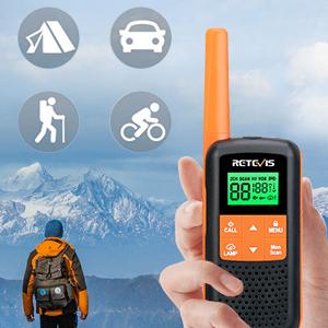 outdoor walkie talkies