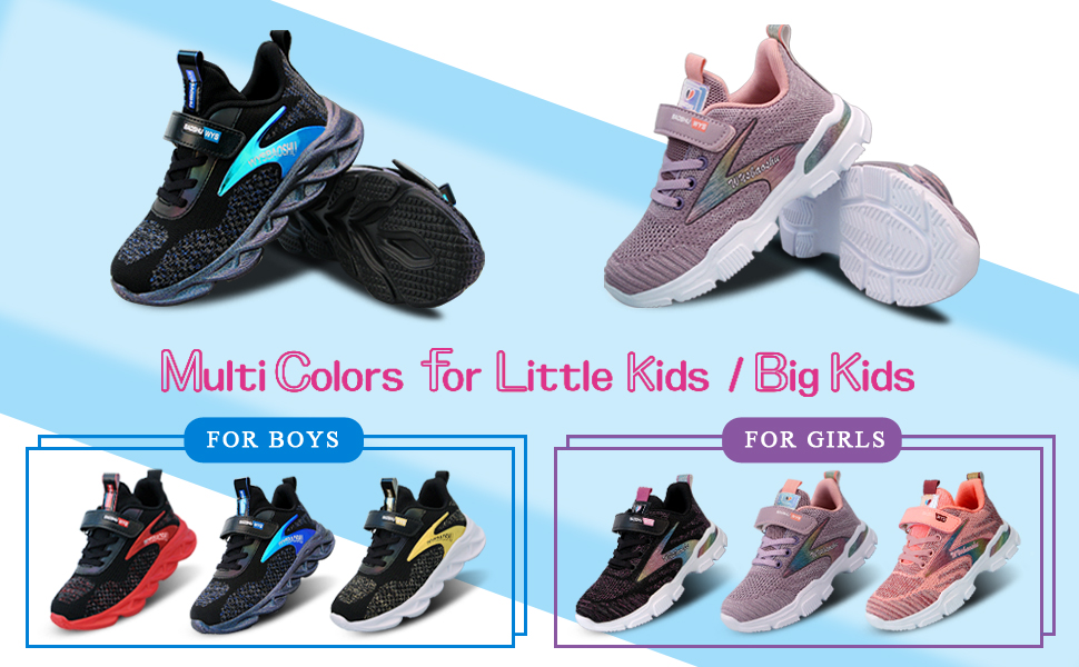 kids sneakers running shoes for boys girls little kid bid kid sports shoes