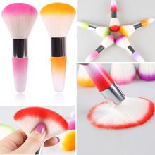 sealive nail powder brush nail dust brush dip powder brush brochas para uñas acrilicas sns brush