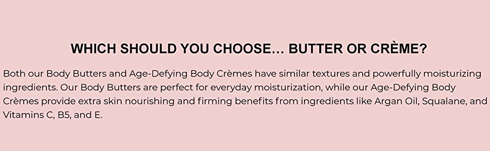 creme or butter