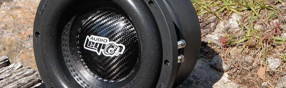 """S2508, Audio legion, audio legion subwoofer, car subwoofer, car audio, 8"""" sub, 8"""" subwoofer"""