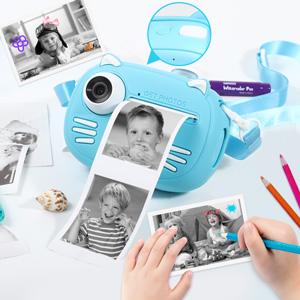 kids camera instant print
