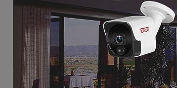 Waterproof Bullet IP Camera
