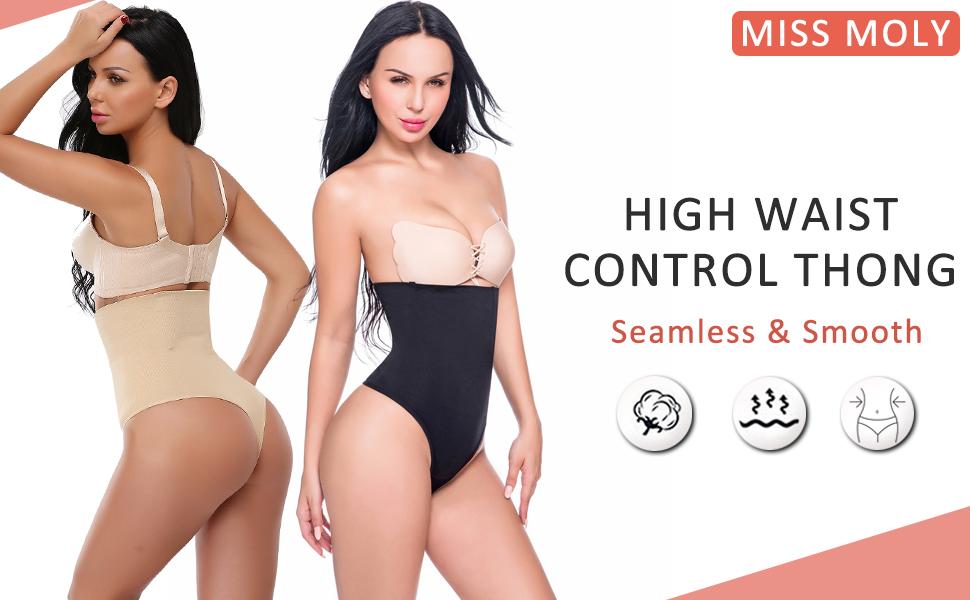 tummy control thong shapewear