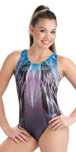 Cool Crystal Leotard