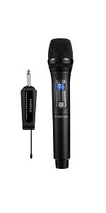 Microphone for speech