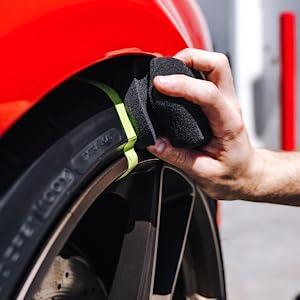 apply swipe pro tire hex shine wheel