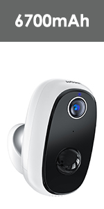 ieGeek Wireless Outdoor Camera