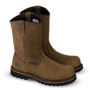 Thorogood Men's V-Series Waterproof Wellington Safety Toe Boot